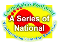Formidable Footprint logo