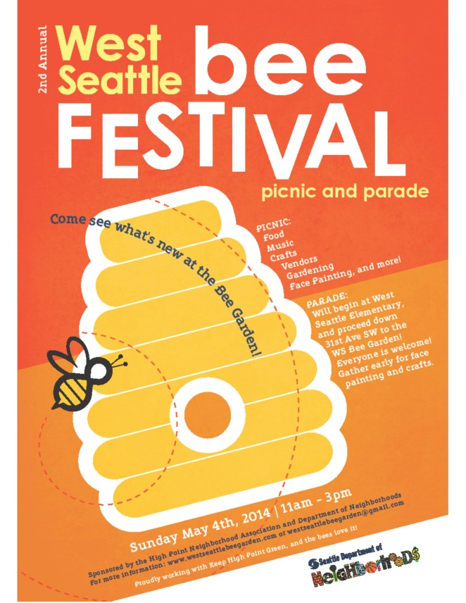 2nd Annual Bee Festival, 20014