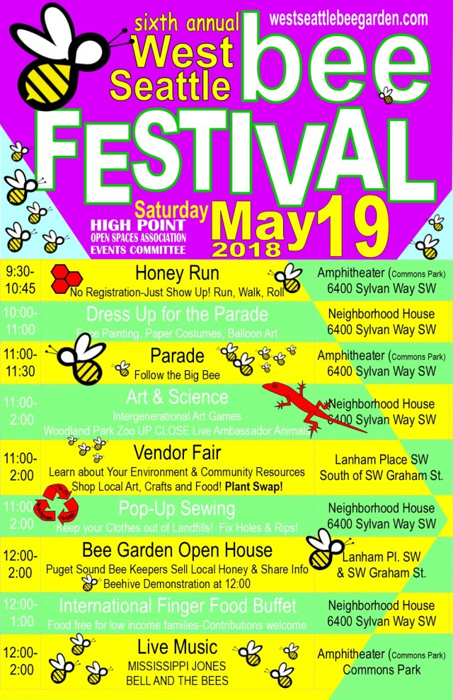 Bee Fest Poster final 2018